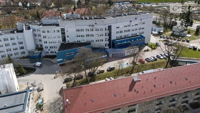 Szpital przy ulicy Arkońskiej
