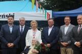 101 lat Wandy Miłoszewskiej z Kamienia Krajeńskiego. Podopieczna DPS otrzymała medal Unitas Durat [zdjęcia]