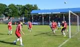 Kolejarz Stróże szaleje i notuje zwycięską serię w 4. lidze