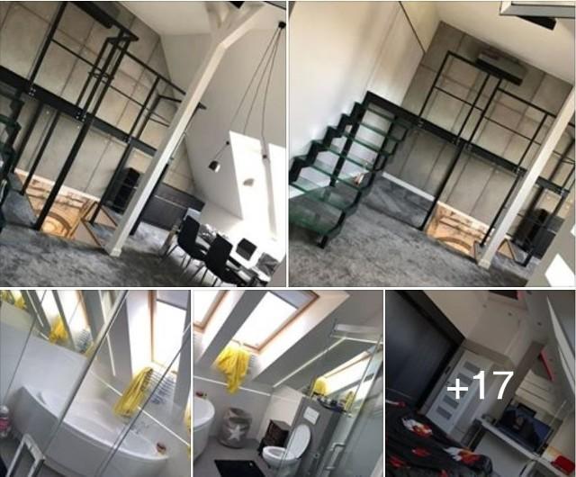 Czyżby syn podlaskiego gwiazdora chciał opuścić rodzinny region. Daniel na swoim koncie na FB opublikował post z ofertą sprzedaży luksusowego mieszkania. Kliknij w kolejne zdjęcie i zobacz jak wygląda mieszkanie celebryty.