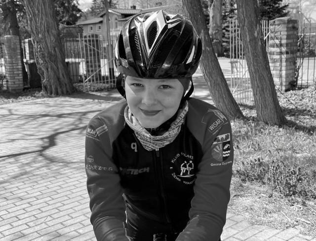 12-letnia Pola jechała na obóz kolarski. Zmarła po dramatycznym wypadku, do którego doszło 5 lipca na trasie S3 pod Zielona Górą.