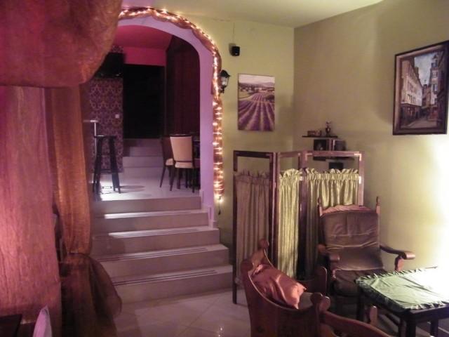 Tak wygląda wnętrze Beeba Cafe