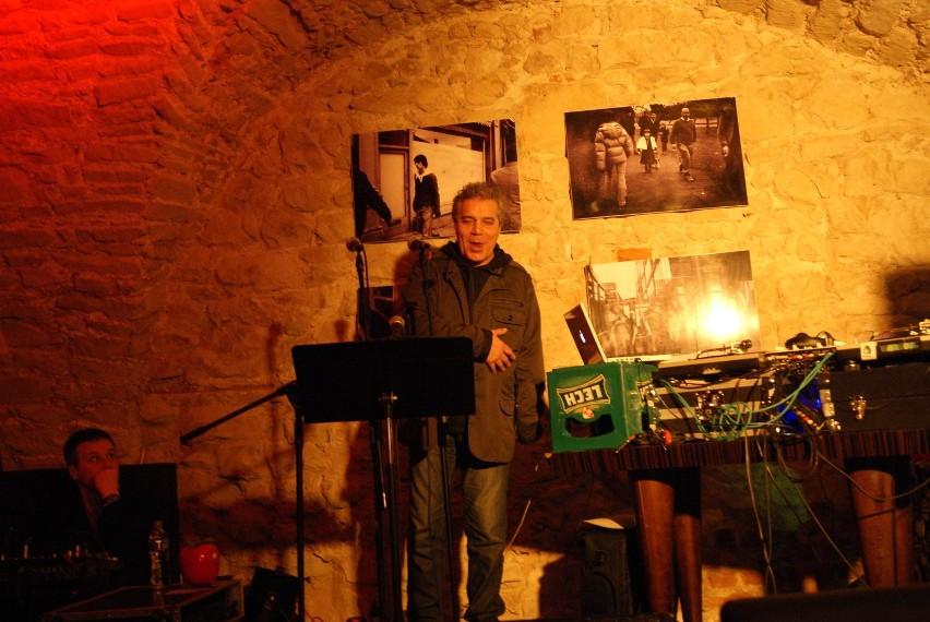 W świecie jazzowych standardów: Koncert Jorgosa Skoliasa i Dj Krime w Czarnym Tulipanie