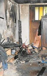 Podpalenie domu w Lelowicach. Zarzutów może być jeszcze więcej