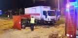 W wypadku na skrzyżowaniu ul. Obywatelskiej i al. Jana Pawła II w Łodzi zginęły dwie osoby. Wciąż nie ma opinii toksykologicznej