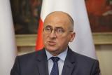 Premier ogłosił nazwiska nowych ministrów. Szefem MSZ zostanie Zbigniew Rau, a ministrem zdrowia Adam Niedzielski