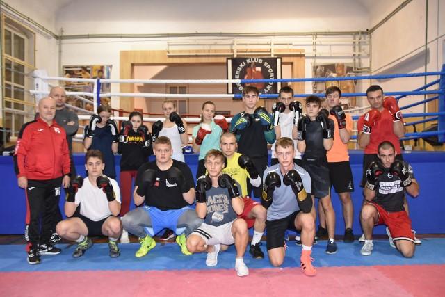 Bokserzy BKS Orkan Gorzów wylewają wiele potu na treningach, by święcić triumfy na krajowych i międzynarodowych ringach