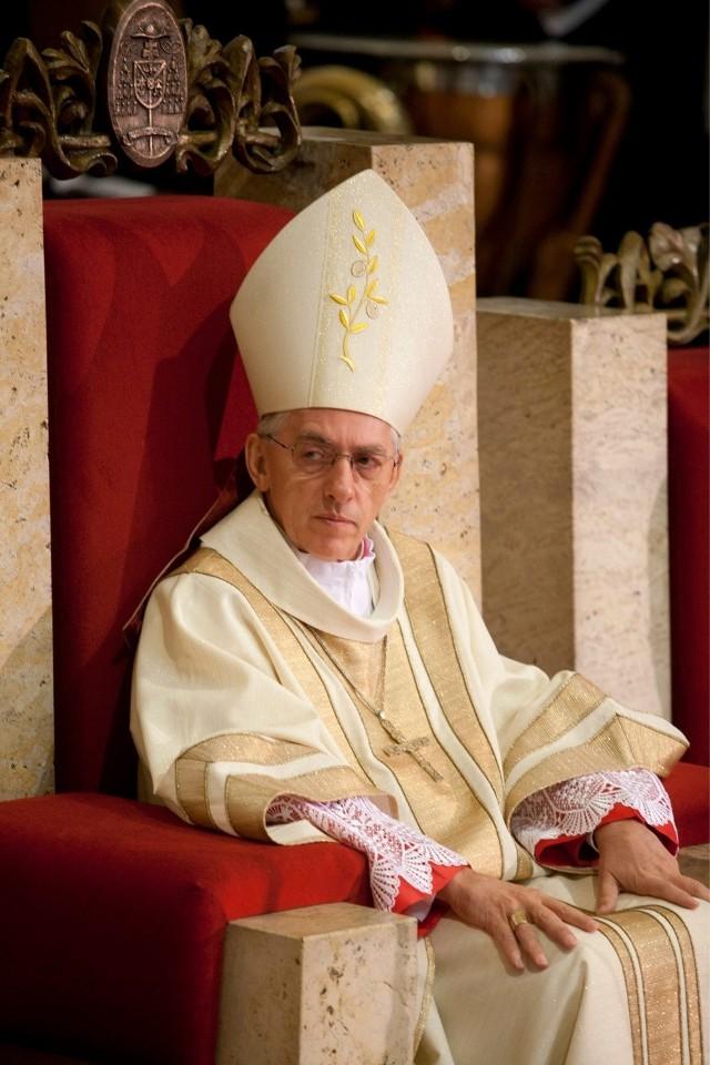 Arcybiskup metropolita katowicki Wiktor Skworc