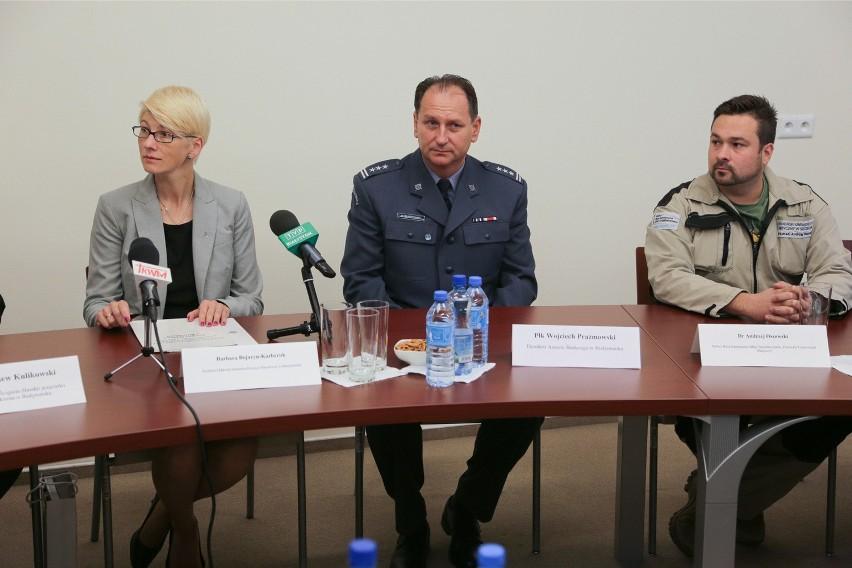 Instytut od lipca 2013 roku na terenie Aresztu Śledczego...