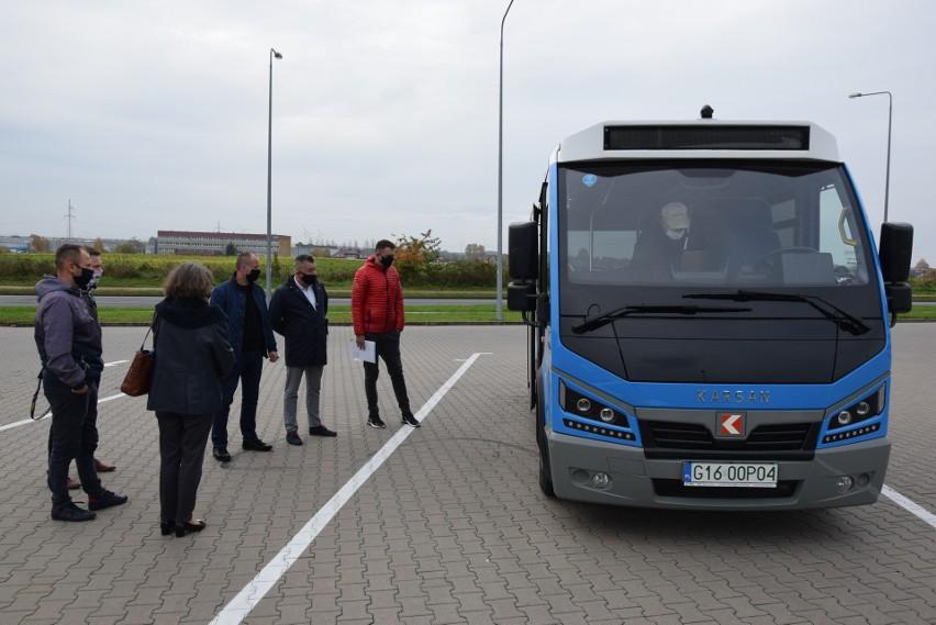 Elektrycznym autobusem po Słupsku [wideo, zdjęcia]