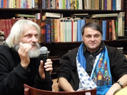 c5bd1c43db54e0 W antykwariacie Abecadło na Zwierzyńcu Jan i Stanisław Malikowie opowiadali  o szopkarstwie