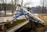 Stypułki-Borki: Wypadek śmiertelny - zginął 15-latek, który kierował autem. Prokuratura: Był trzeźwy (zdjęcia)