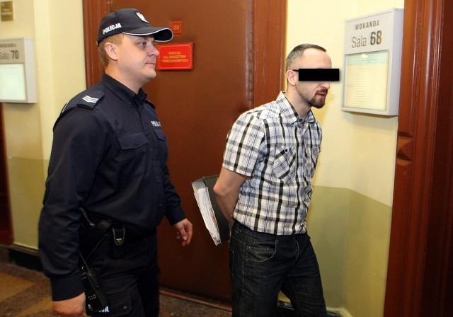 Patryk K. usłyszał dzisiaj wyrok za zabójstwo szczecińskiej prostytutki.