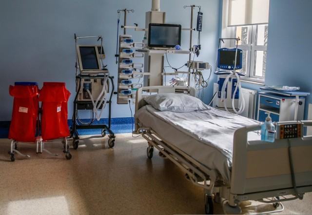 W nocy z 11 na 12 marca pacjent z objawami koronawirusa zgłosił się na nocną i świąteczną opiekę zdrowotną do szpitala w Szamotułach. / zdjęcie ilustracyjne