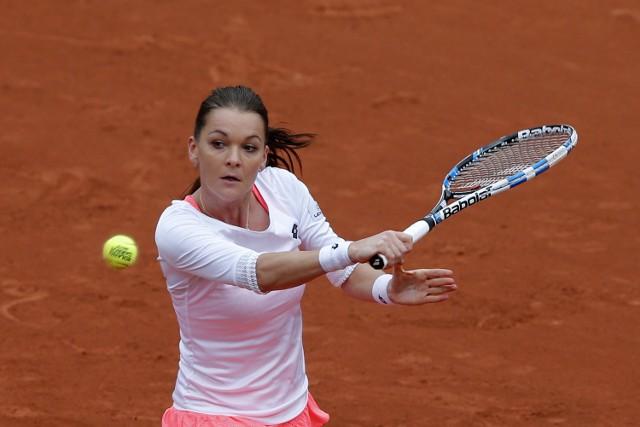 W pierwszej rundzie Roland Garros Agnieszka Radwańska pokonała 6:0, 6:2 Bojanę Jovanovski.