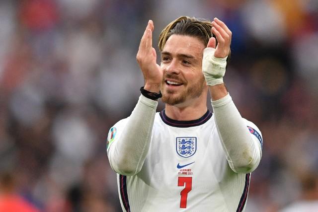 Grealish wywalczył niedawno z reprezentacją Anglii wicemistrzostwo Europy