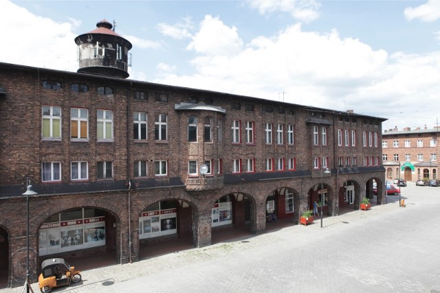 Śląskie Kamienice kupiły wieżę ciśnień i starą przepompownię w Nikiszowcu