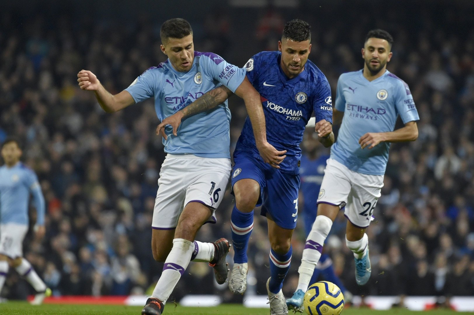 Hit Premier League dla The Citizens. Manchester City lepsze od Chelsea [WIDEO] | Kurier Lubelski