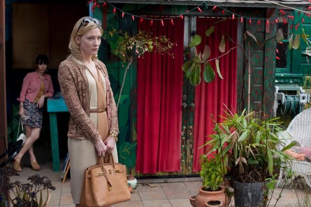 Cate Blanchett jako Jasmine