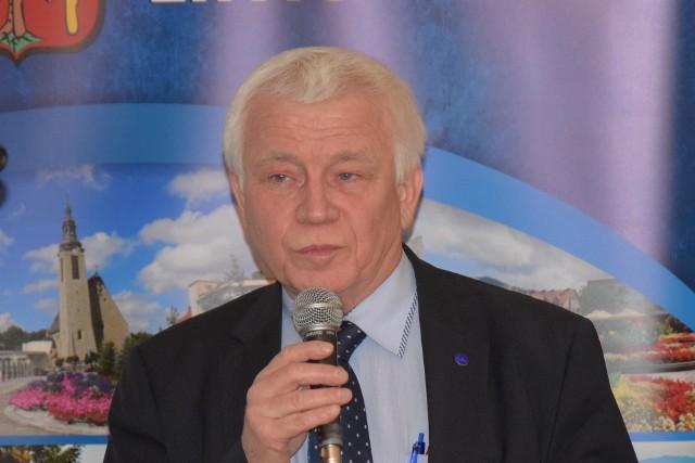 Profesor Andrzej Kulig