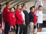 Kibu Vicuna  ŁKS: Trudno komponować drużynę, jeśli cały czas przeszkadzają kontuzje