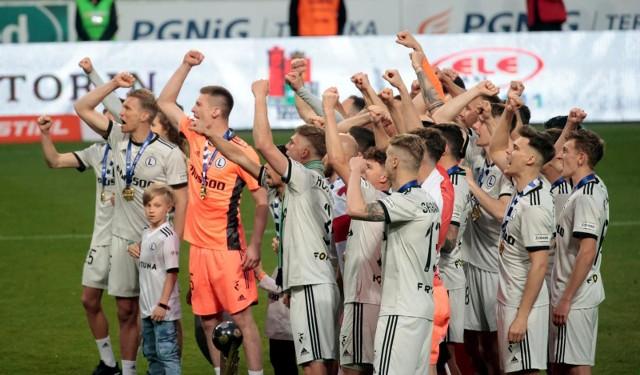 Legia Warszawafot. sylwia dabrowa / polska press