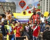 Komentarz z Rosji: Kurort zalany przez turystów i… funkcjonariuszy