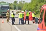 Tragiczny wypadek niedaleko Lipna w Kujawsko-Pomorskiem. Jedna osoba nie żyje