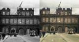 Gdańsk zniszczony wojną na kolorowych zdjęciach. Pokolorowaliśmy czarno-białe fotografie miasta z czasów powojennych!