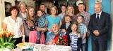 Aniela Wieczorek z Bieleckich Młynów obchodziła 104 urodziny