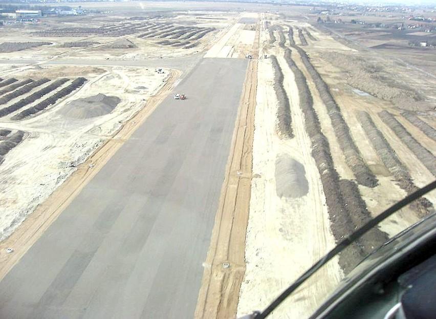 Lotnisko ma być gotowe jeszcze w tym roku
