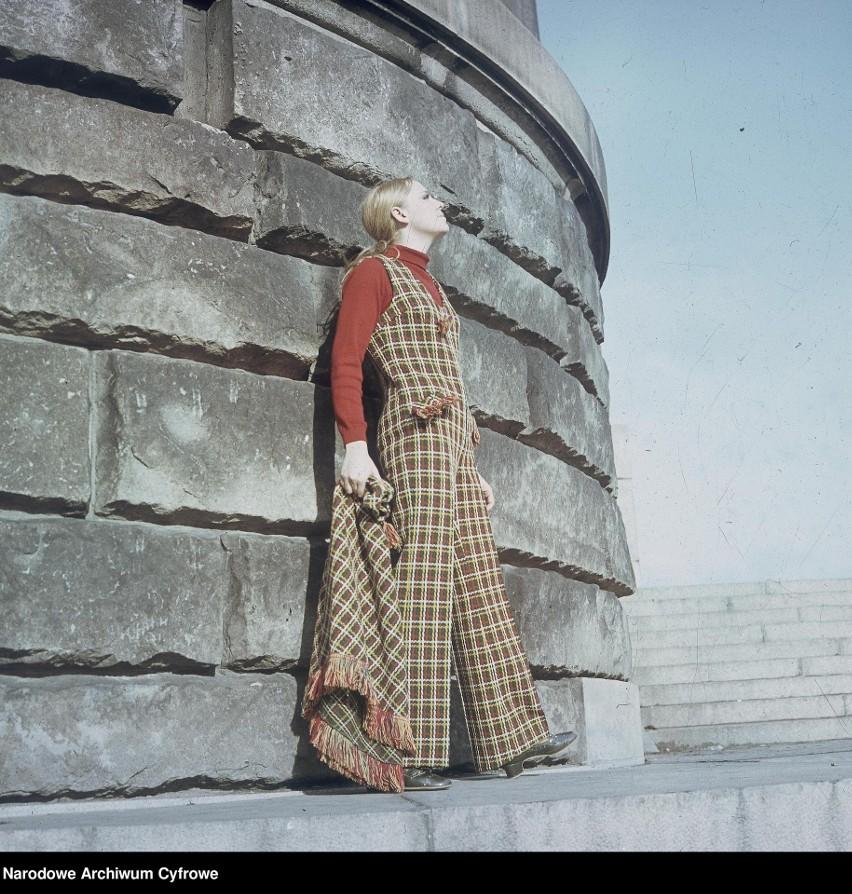 Moda w PRL była wzorowana na... francuskiej