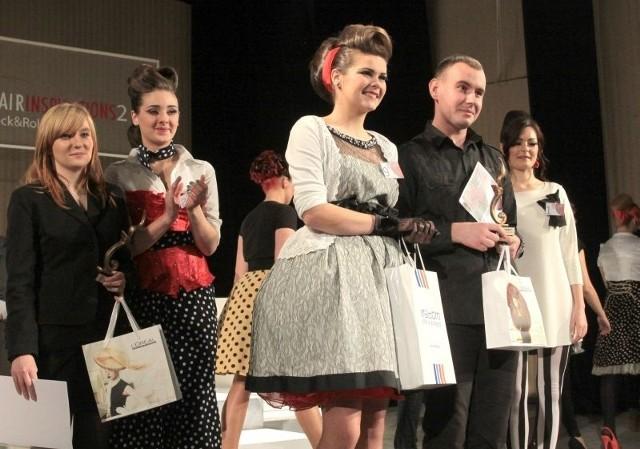Tobiasz Tęcza z Niepublicznego Technikum Zakładu Doskonalenia Zawodowego w Radomiu wygrał drugą edycję Hair Inspirations.