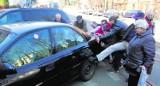 """""""Karny ku...as za chu...owe parkowanie!"""" w Jaworznie. Grupa obywatelska walczy z kierowcami"""