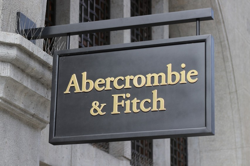 9. Abercrombie and Fitch...