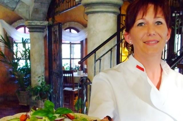 W restauracji Del Villaggio serwowane są nie tylko śląskie obiady, ale także dania kuchni włoskiej. (fot. Radosław Dimitrow)
