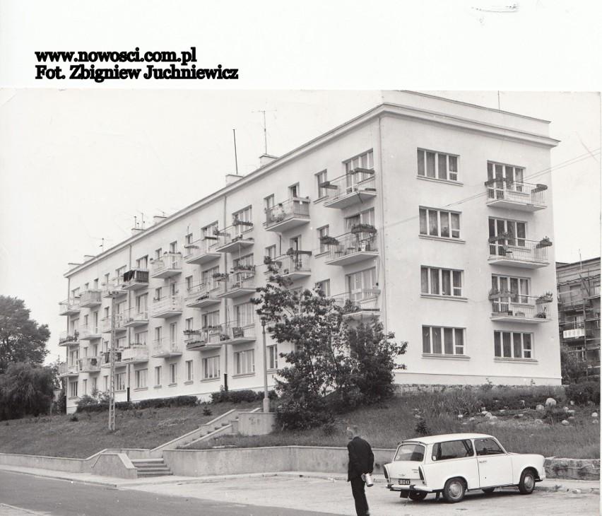 Blok przy ul. Bema
