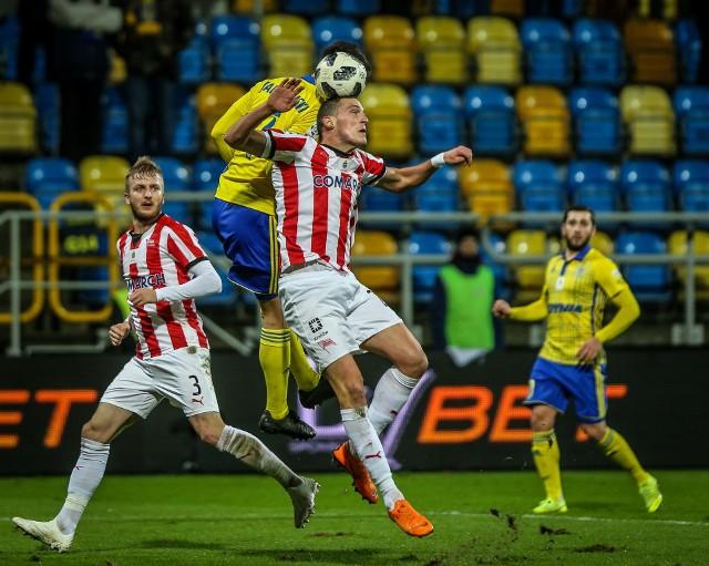 W Gdyni krakowianie wygrali 3:0, a obrona spisywała się bez zarzutu