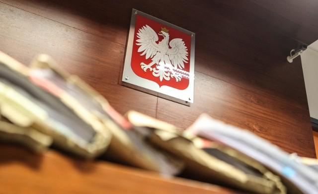 Sędzia Maria Leszczyńska, pełni obowiązki odwołanego dwa dni temu prezesa bydgoskiego Sądu Okręgowego.