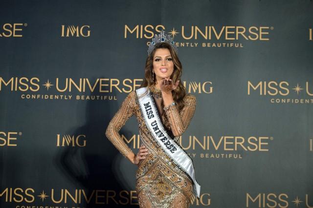 Miss Universe 2017 Iris Mittenaere