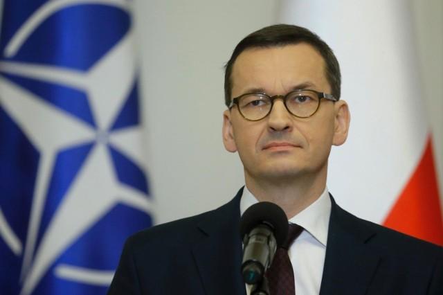 Premier Mateusz Morawiecki odwiedzi region