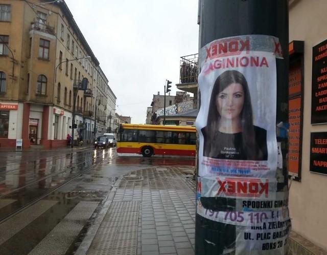 Zaginiona Paulina Dynkowska