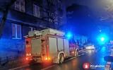 Kraków. W mieszkaniu przy ul. Szlak doszło do zatrucia tlenkiem węgla