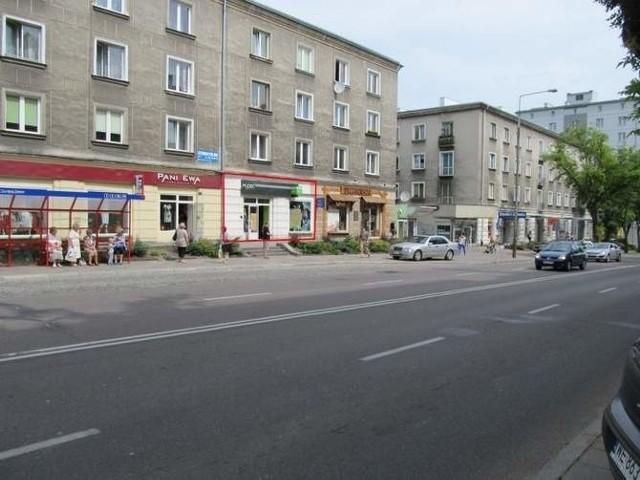 Białystok. Lokale pod restaurację albo sklep do wynajęciaUlica Sienkiewicza