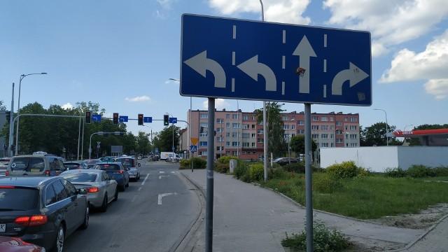 W środę wyłączony będzie prawoskręt z ul. Oleskiej w Batalionów Chłopskich oraz część zjazdu na stację paliw Orlen.