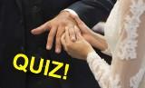 Kurs przedmałżeński. Czy zdasz egzamin z katechizacji? [QUIZ]