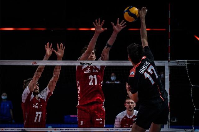 Łatwe zwycięstwo polskich siatkarzy. Japonia nie sprawdziła kolejnego składu Vitala Heynena