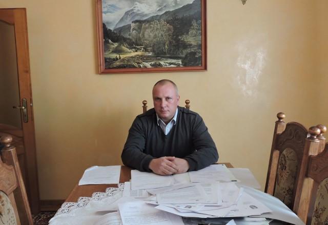 Jarosław Ciejko: - Wójt w ogóle nie szukał porozumienia z nami