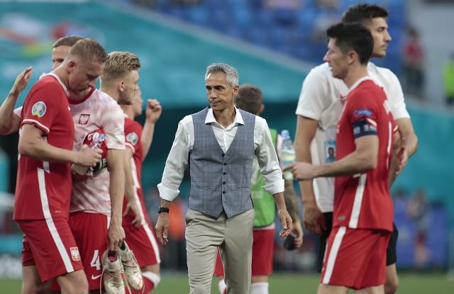 Robert Lewandowski wykonał przeciw Albanii robotę nawet za selekcjonera Paulo Sousę. I jest naszą jedyną nadzieją na Anglię...