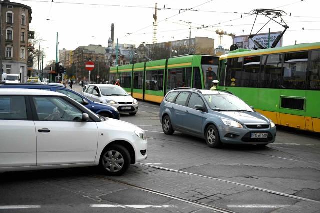 Tramwaje będą jeździć zmienionymi trasami przez około dwa tygodnie.